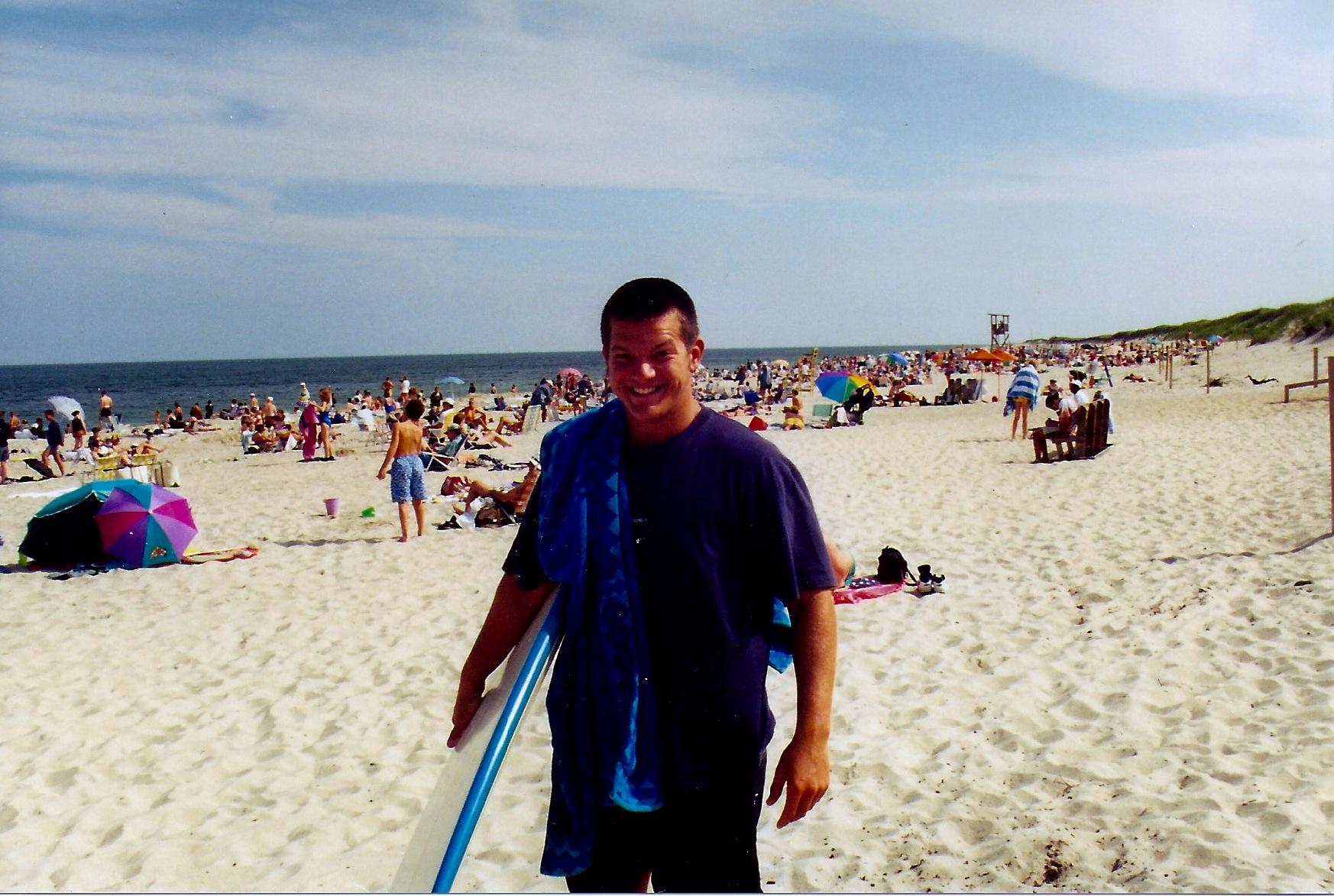 East Coast vacation - Virginia Beach (no waves)
