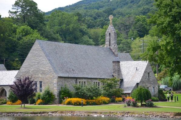 Memorial Chapel Lake Junaluska, N Carolina