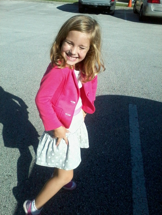 1st day of kindergarden outfit