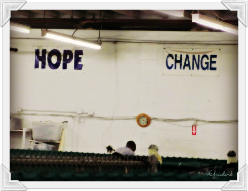 HOPE CHANGE logo