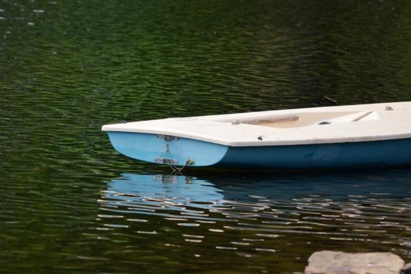 around the lake  on Lake Junaluska