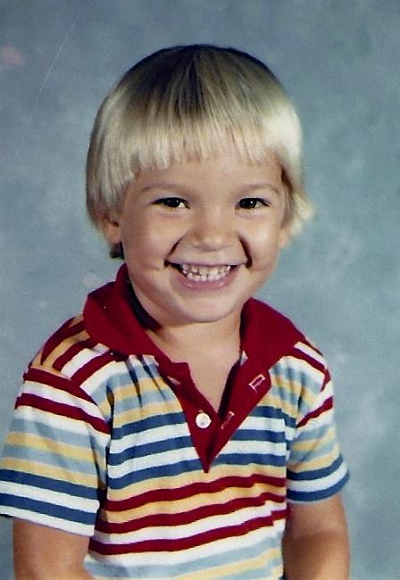 Jonathan age 3
