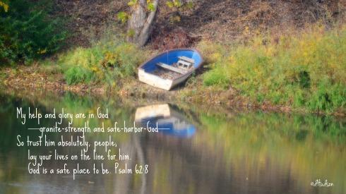 trust God Psalm 62