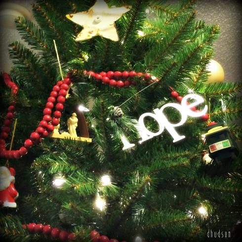 xmas tree hope